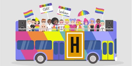 BRUNCH, BEERS & BUS TO TC PRIDE PARADE tickets
