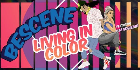 Living in Color World Tour - DC tickets