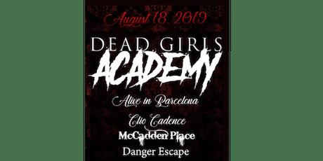 Dead Girls Academy at the Whisky a go go tickets