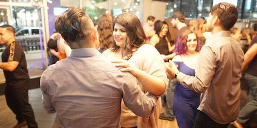 How to dance Argentine Tango! Crash Course for Beginners in Houston 07/20