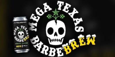 Mega Texas Barbecue Pop-Up Restaurant & Can Release (Barbebrew)