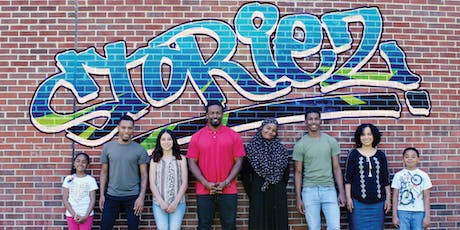 Storiez: Trauma Narratives with Urban Youth (Community Leader/Non-Clinician Training) tickets