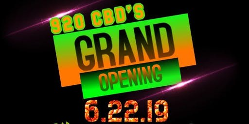 The Offical Grand Opening