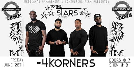 The 4Korners  tickets