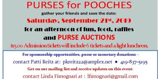 Purses for Pooches