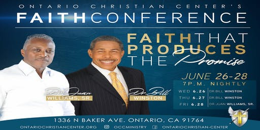 2019 Faith Conference