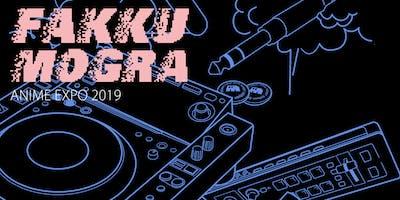FAKKU x MOGRA FREE PARTY Anime Expo 2019