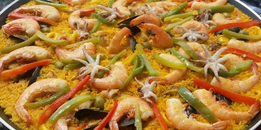 Paella Sunday July