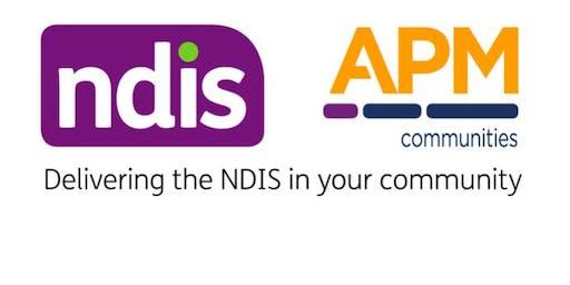 NDIS Information session - Preparing for Planning - Manjimup