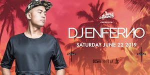 Enferno | Royale Saturdays | 6.22.19 | 10:00 PM | 21+