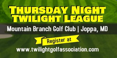 Thursday Twilight League at Mountain Branch Golf Club