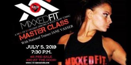 Master Class w National Trainer Jane Vasser tickets