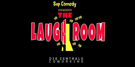 Laugh Room - English Comedy Open-Mic tickets