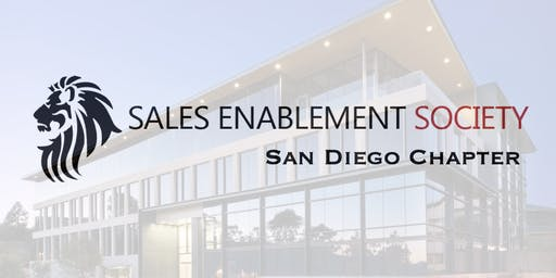 San Diego Chapter Meeting - Sales Enablement Society
