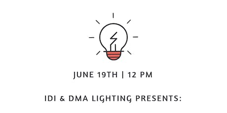 IDI Lunch & Learn - DMA Lighting - Light Color Control tickets