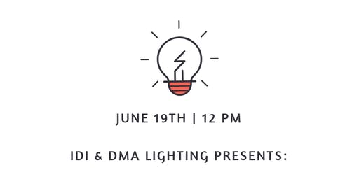 IDI Lunch & Learn - DMA Lighting - Light Color Control