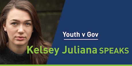 Kelsey Juliana Speaks! tickets