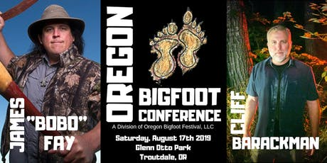 Oregon Bigfoot Conference (Second Session) tickets