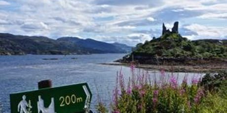 Walking the Wild:  Trekking the Footpaths of Scotland with Sheri Goodwin tickets