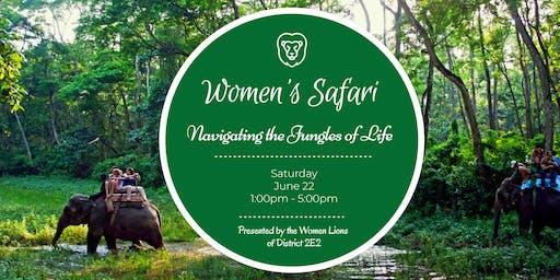 Women's Safari: Navigating the Jungles of Life