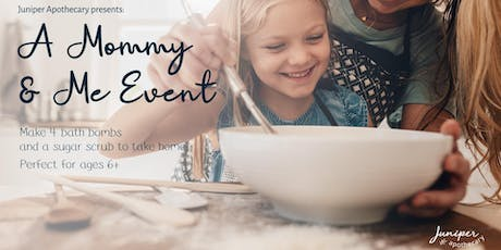 A mommy and me event — Make a bath bomb! tickets