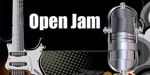 Open Jam Hosted by Sean McDonnell, Jan Faircloth, Paul Greenlease