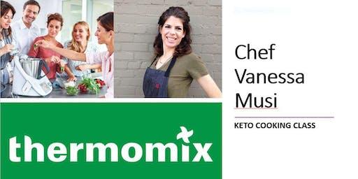 Keto Class with Chef Vanessa Musi