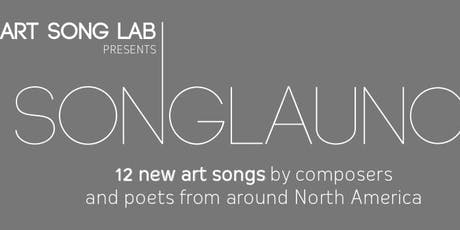 Song Launch! Songs from Art Song Lab 2019 tickets