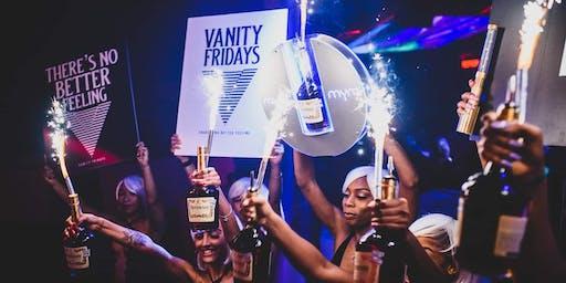 Vanity Fridays (With XclusivePromo)