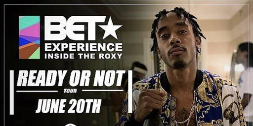BET EXPERIENCE @ THE ROXY THEATRE