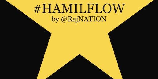 #HAMILflow: The Hamilton Sing-along Yoga Class