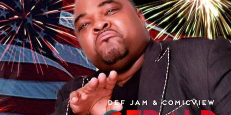 GERALD KELLY from HBO Def Comedy Jam 4th of July Weekend tickets