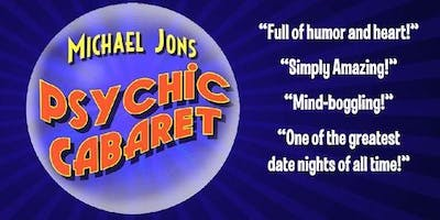 Michael Jons' Psychic Cabaret at The Beacon Hotel - September 8, 2019 at 5:30pm