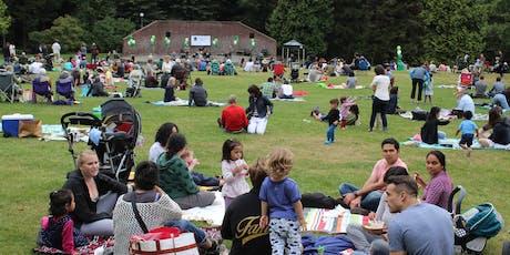 Summer Picnic in Volunteer Park tickets
