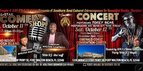 Southern Soul Cabaret tickets