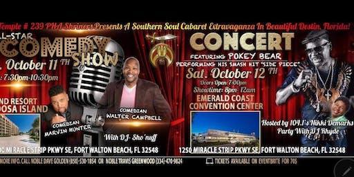 Southern Soul Cabaret
