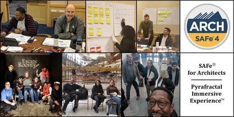 SAFe® for Architects IMMERSIVE, Dearborn, MI (7/24-7/26) tickets