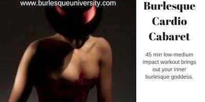 Burlesque Cardio Cabaret