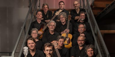 Happy Valley Guitar Orchestra @ Hawks & Reed
