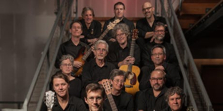 Happy Valley Guitar Orchestra @ Hawks & Reed tickets