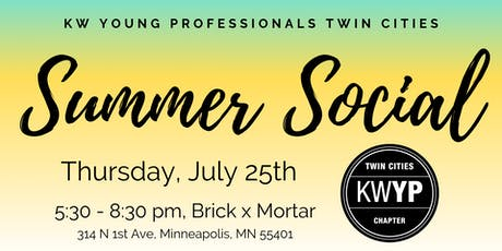 KWYP Twin Cities Summer Social tickets