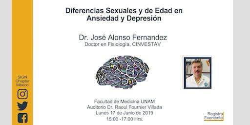 Diferencias Sexuales y de Edad en Ansiedad y Depresión