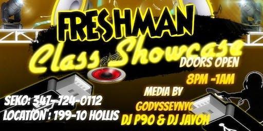 Freshmen Class Showcase