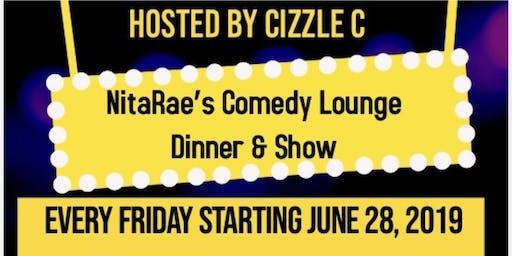 NitaRae's Comedy Lounge Pre-Grand Opening