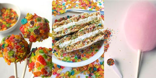 Fruity Pebbles Face-Off