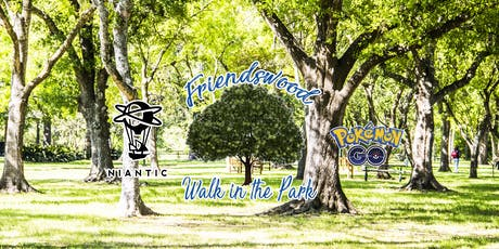 Friendswood Walk in the Park tickets