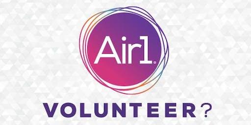 Air1 Volunteer Training