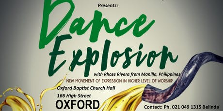Dance Explosion Oxford  tickets