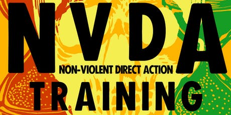 NVDA Training: Non Violent Direct Action tickets