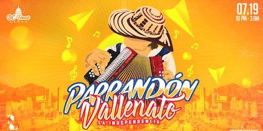 Parrandon Vallenato - La Independencia